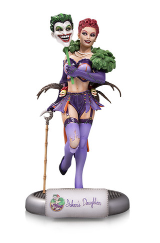 DC BOMBSHELLS: THE JOKER'S DAUGHTER STATUE