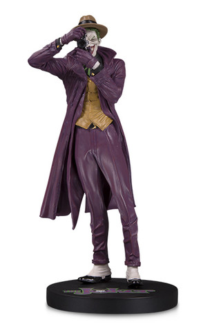 DC DESIGNER SERIES: THE JOKER BY BRIAN BOLLAND MINI STATUE
