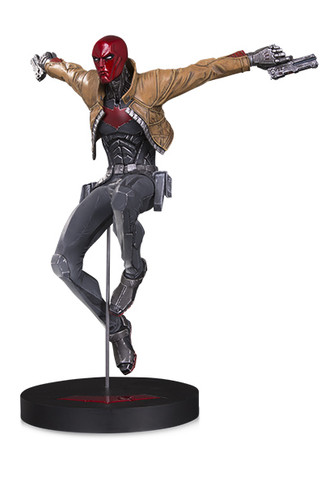 DC DESIGNER SERIES: RED HOOD BY KENNETH ROCAFORT STATUE