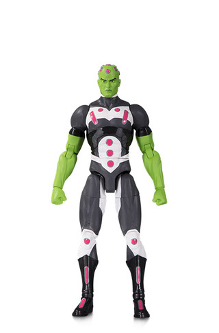 DC ESSENTIALS: BRAINIAC ACTION FIGURE