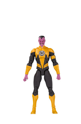 DC ESSENTIALS: SINESTRO ACTION FIGURE