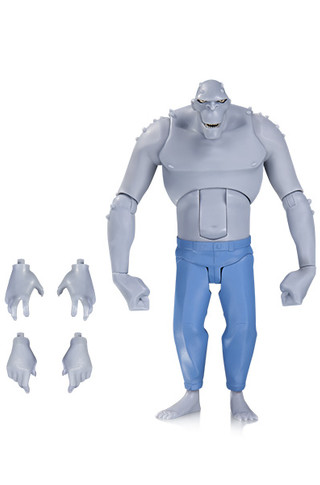 BATMAN: THE ANIMATED SERIES: 47 KILLER CROC ACTION FIGURE