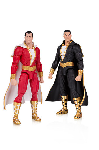 Shazam + Black Adam 2-Pack