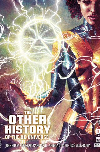 the other history of the dc universe #5
