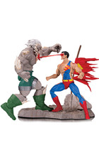 DC Collectibles The Death of Superman Doomsday /& Superman Deluxe Action Figure Pack of 2 Diamond Comics MAY170374