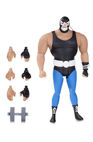 BATMAN: THE ANIMATED SERIES: 46 BANE ACTION FIGURE