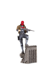 BAT-FAMILY: 05 RED HOOD MULTI-PART STATUE