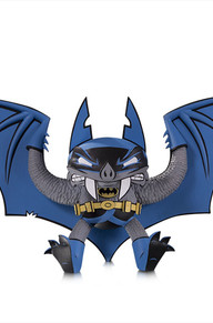 DC ARTISTS ALLEY: BATMAN BY JOE LEDBETTER DESIGNER VINYL FIGURE