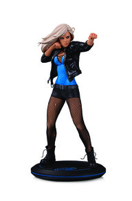 DC COVER GIRLS: BLACK CANARY BY JOËLLE JONES STATUE