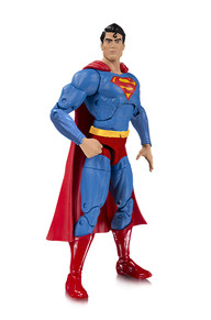 DC ESSENTIALS: 05 SUPERMAN ACTION FIGURE