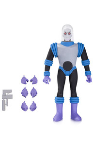BATMAN: THE ANIMATED SERIES: 48 MR. FREEZE ACTION FIGURE