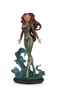 DC COVER GIRLS: MERA BY JOELLE JONES STATUE