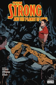 Tom Strong And The Planet Of Peril 6 Dc