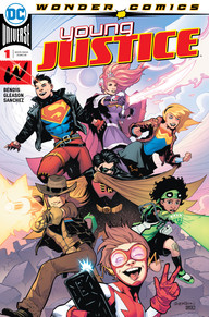 Image result for young justice issue #1
