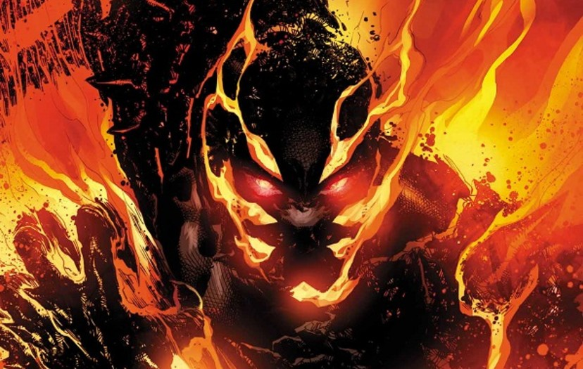 New Age of DC Heroes: Brimstone's Small-Town Gothic