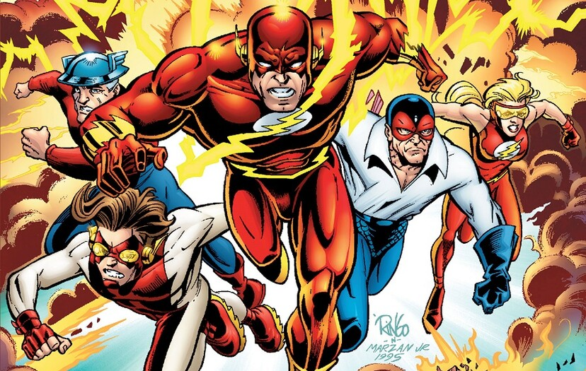 Comic Book Binge: Mark Waid's Flash is Perfect For Fans of the Show