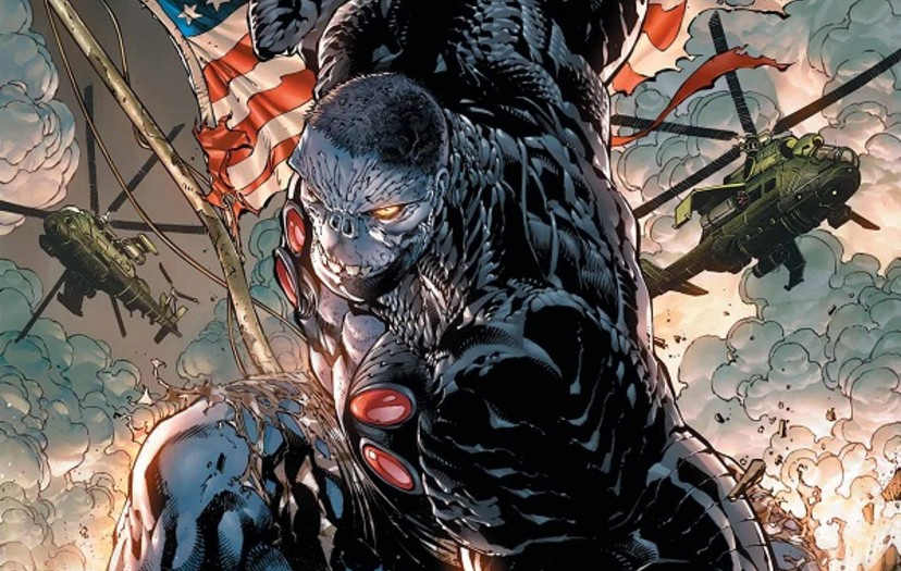 New Age of DC Heroes: Meet DC's Newest Monster