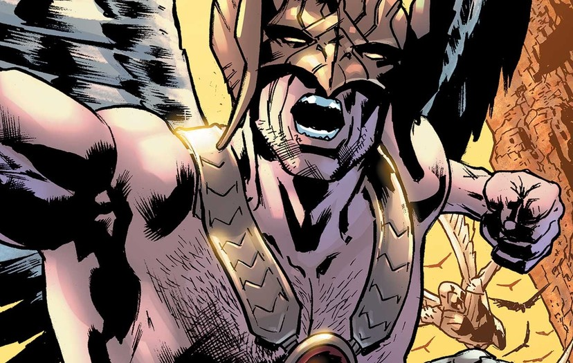 What's the Deal With Hawkman?