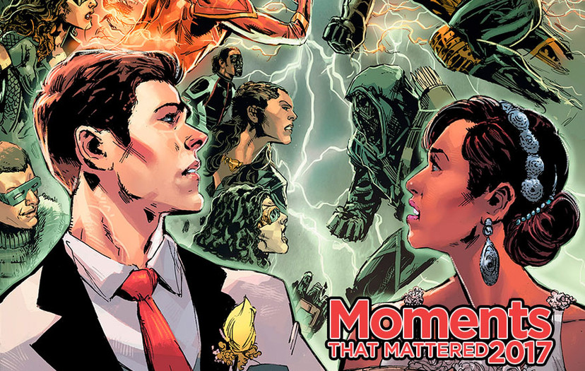 Ten Moments that Mattered: #DCTV's Crisis on Earth-X