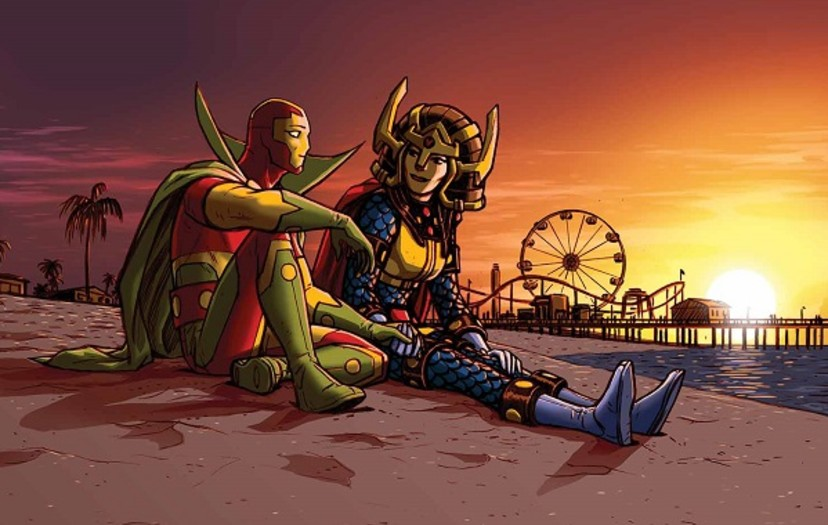 Mister Miracle: Love and Lockpicks