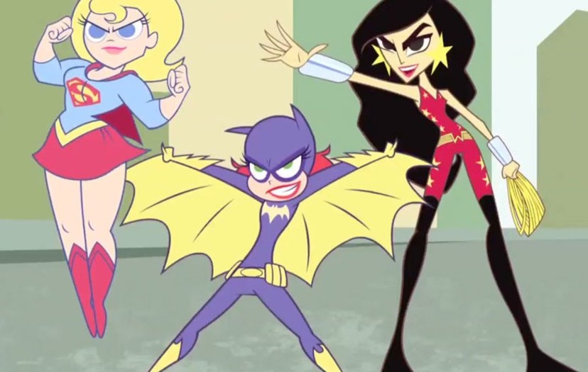 5.2 Reasons We Can't Stop Watching the DC Nation Shorts