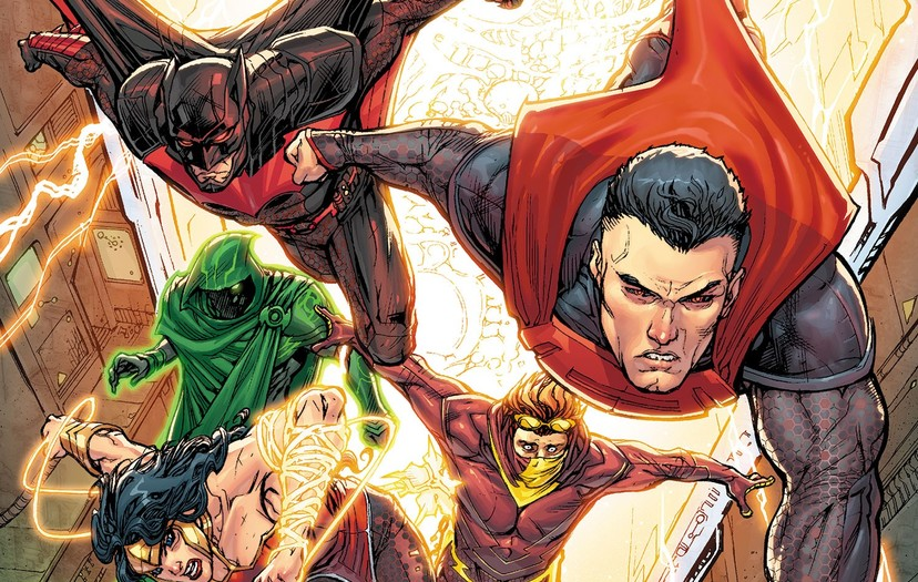 Tuesday Roundup: A Whole Lotta Justice Leagues