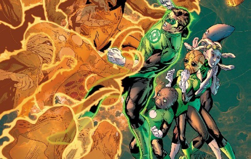 Tuesday Roundup: Green Lantern, Batman, Green Arrow and Pandora