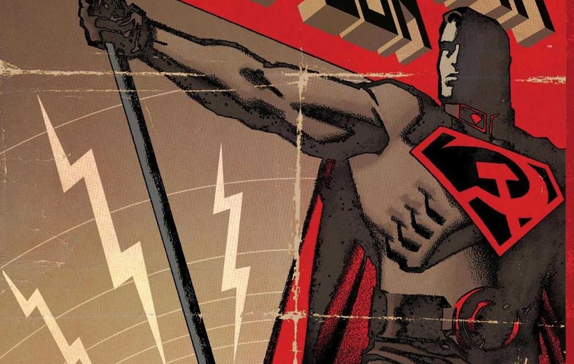 A Superman: Red Son Animated Movie is On the Way