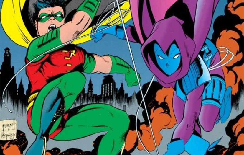 Love and Robins: The History of Tim Drake and Stephanie