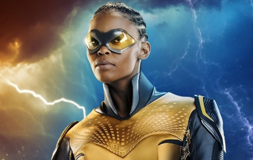 First Look: Black Lightning Brings Thunder