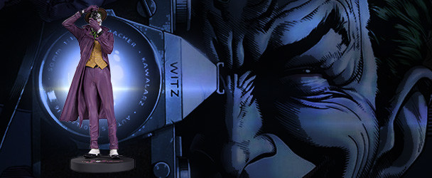 The Killing Joke Statue Sweepstakes