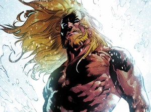 First Look: Aquaman's Strange New Life