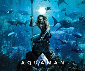 Home is Calling in Official Aquaman Poster