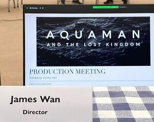 The Aquaman Sequel Gets an Official Title