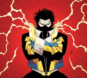A New Look at Black Lightning: Year One