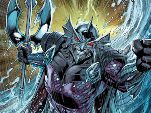 Aquaman: Who is Ocean Master?