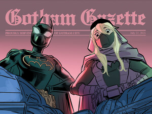 The Batgirls Are Back!