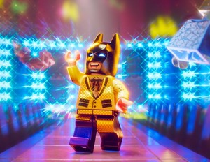 Swinging Through Gotham: Richard Cheese Lounges Up The LEGO Batman Movie