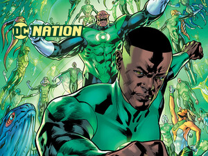 Meet the Stars of the All-New Green Lantern Series