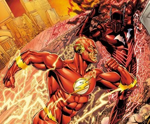 First Look: The Flash Battles the Dark Multiverse