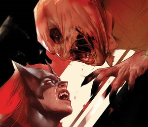 First Look: The Difference Between Batman and Batwoman