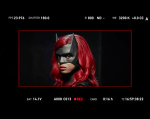 First Look: Javicia Leslie Suits Up as the New Batwoman