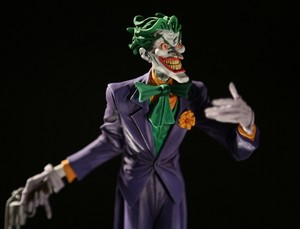 Give Us a Grin: DC Direct Announces a New Line of Joker Statues