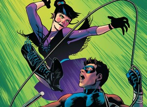 First Look: As the Joker Wages War, Nightwing Goes Missing