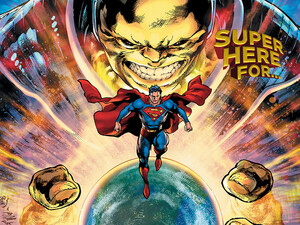 Super Here For...the Politics of Superman