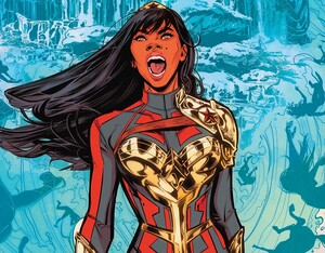 First Look: Wonder Girl's Shocking Origin