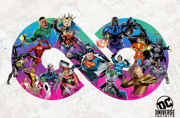 Welcome to DC Universe Infinite!