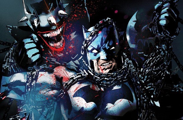 The Batman Who Laughs: Structure, Trauma and Losing Control