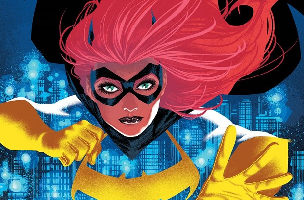 First Look: Batgirl's Burnside Past Returns to Haunt Her