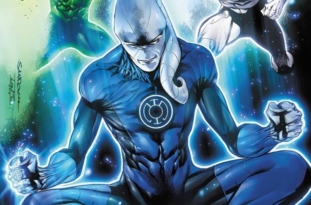 All Will Be Well: Meet the Blue Lantern Corps
